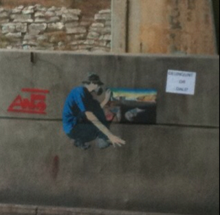 Austin wall art